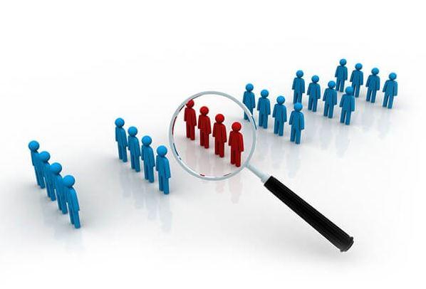 Tìm theo khách hàng mục tiêu