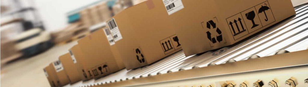 Đóng gói, đánh dấu và dán nhãn hàng hoá