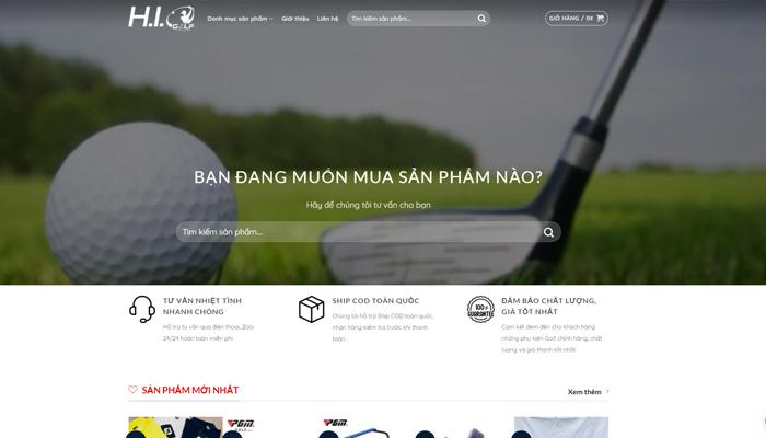 Đơn vị bán thiết bị golf nhập khẩu giá rẻ - UniGolf Shop